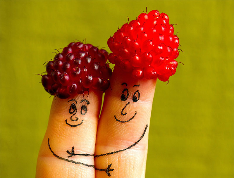 Berry-Fingers