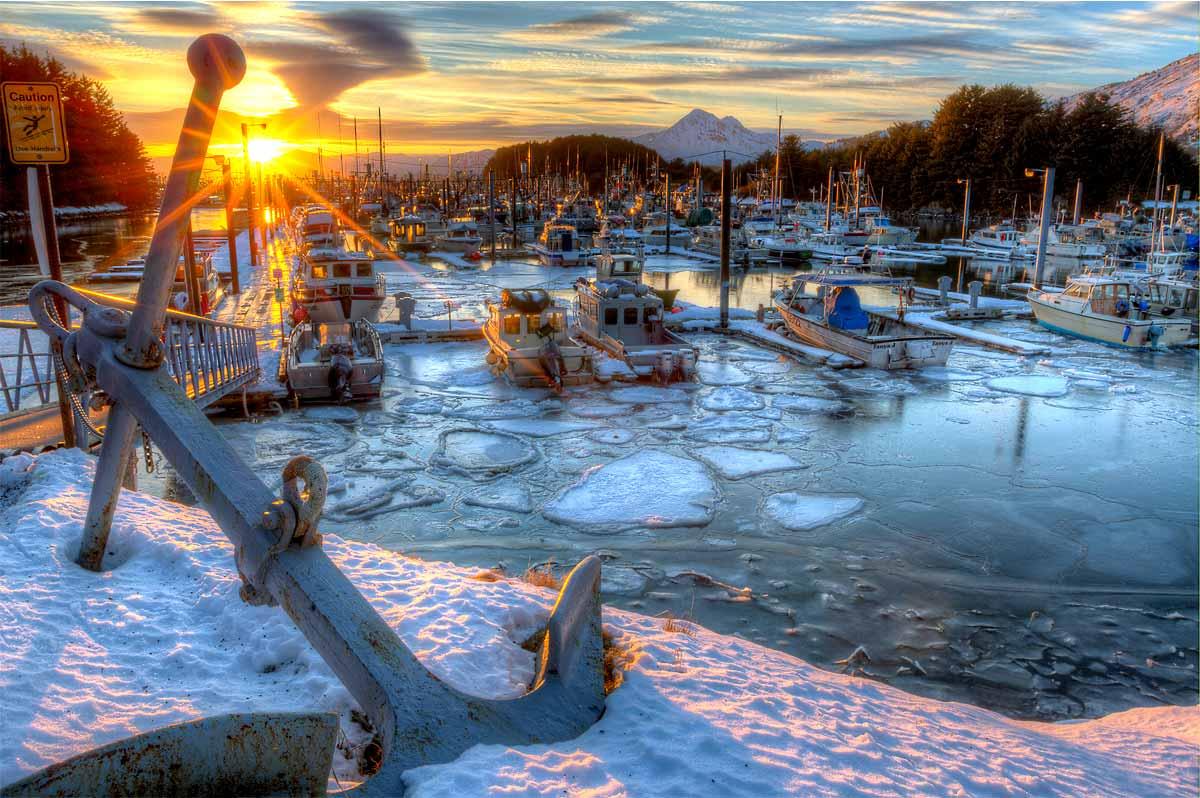 Winter-Harbor